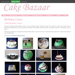 Best Birthday Cakes in Hertfordshire at Affordable Prices
