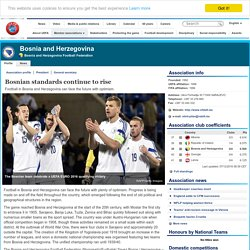 Bosnia and Herzegovina - Member associations – UEFA.org