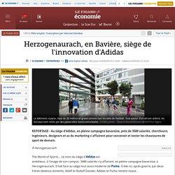Herzogenaurach, en Bavière, siège de l'innovation d'Adidas