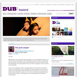 DUB: Baaierd: *het grote zwijgen 25mrt2013