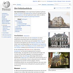 Het Schielandshuis