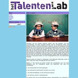 Het TalentenLab
