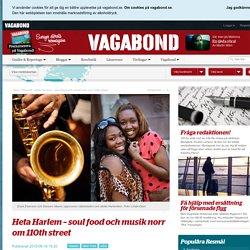 Heta Harlem – soul food och musik norr om 110th street