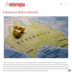 Hetherington Mining & Exploration