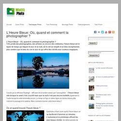 L'Heure Bleue - Où, quand et comment la photographier ? - cours photo