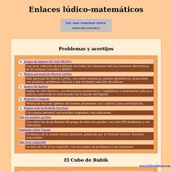 Heureka! - Enlaces lúdico-matemáticos