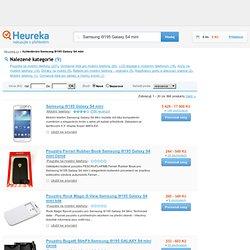 Vyhledávání Samsung i9195 Galaxy S4 mini