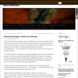 Schéma heuristique, chemin de l'échange