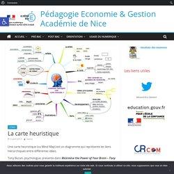 Economie-gestion académie de Nice