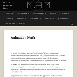 Animation Math
