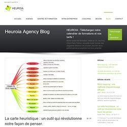 La carte heuristique : un outil qui révolutionne notre façon de penser.