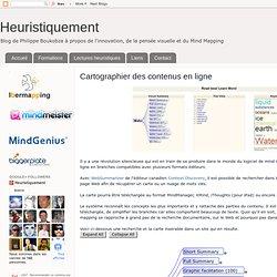Cartographier des contenus en ligne