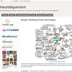 Design Thinking et Carte Heuristique