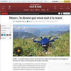 Hexo+, le drone qui vous suit à la trace