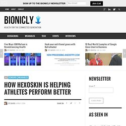 How Hexoskin is helping athletes perform better