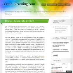 Romain Gibert - Elearning, FOAD et Formation 2.0