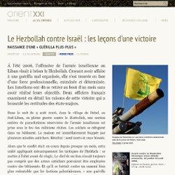 Le Hezbollah contre Israël : les leçons d'une victoire