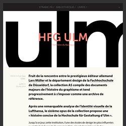 HfG Ulm - l'héritière du Bauhaus