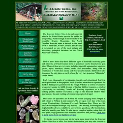Hiddenite Gems, Inc.