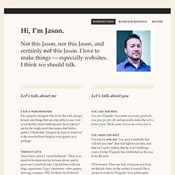 Hi, I'm Jason.
