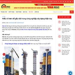 Hiểu rõ hơn về gầu tải trong công nghiệp xây dựng