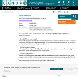 BCD_Hibouthèque_logiciel documentaire_Canopé