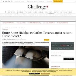 Entre Anne Hidalgo et Carlos Tavares, qui a raison sur le diesel ?