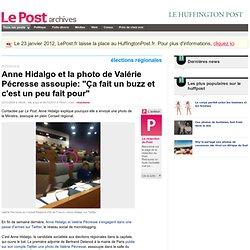 """Anne Hidalgo et la photo de Valérie Pécresse assoupie: """"Ça fait un buzz et c'est un peu fait pour"""" - LePost.fr"""