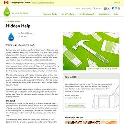 Hidden Help