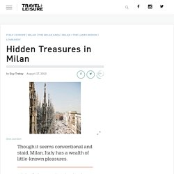 Hidden Treasures in Milan