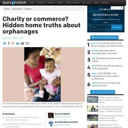 Hidden home truths about children's homes