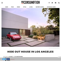 Hide Out House in Los Angeles