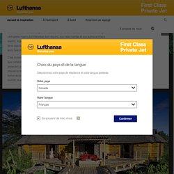 Hideout - Quand le luxe se met au vert - Lufthansa