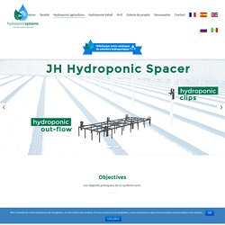JH Hidroponic Spacer - Hydroponic Systems