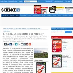 El Hierro, une île écologique modèle?