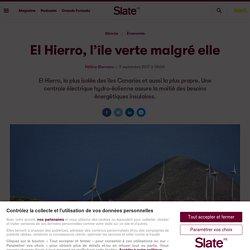 El Hierro, l'île verte malgré elle