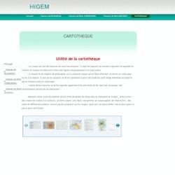 HIGEM > Carthothèque premières