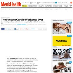 High-Intensity Cardio