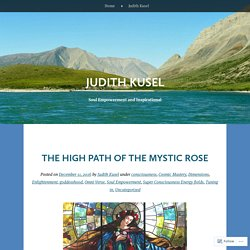 The High Path of the Mystic Rose