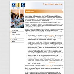 High Tech High - Project Based Learning