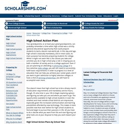High School Action Plan