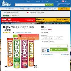 Pastilles High5 Zero Electrolyte