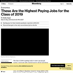 Best Jobs For Class of 2019: Highest Paid Salaries for Graduates