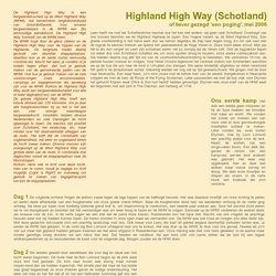 Highland High Way