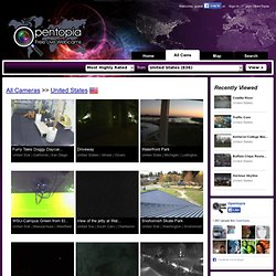 Most Highly Rated Webcams in United States - free public cams fo