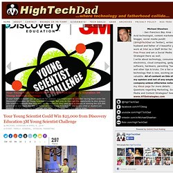 "HighTechDad Blog - A blog about gadgets, software, hardware, technology, reviews, fix-its, how-to's, consumer electronics, solutions and parenting ""hacks"" - High Tech Dad"