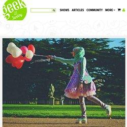 Hijabi Lolita: conversations on Faith, Fashion, and Fandom