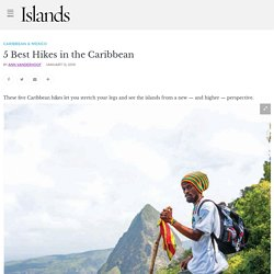 Where to Hike in the Caribbean