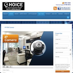 Hikvision IP Camera with Digital Video Recorder at ChoiceCycle