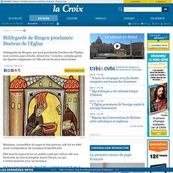 Hildegarde de Bingen, une sainte qui avait tous les talents